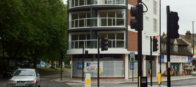 Mixed Use Commercial Complex, Brighton Rd, Croydon CR0