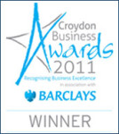 Croydon Best Small Business Awards 2011