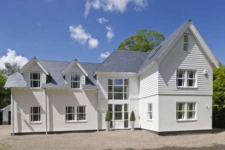 Complete Domestic Renovation, The White House, Sevenoaks, Kent, TN13